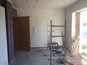 künftiges Schlafzimmer