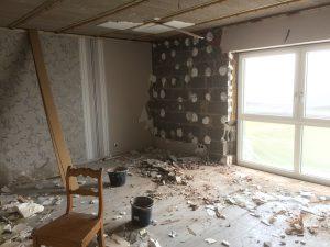 künftiges Wohnzimmer